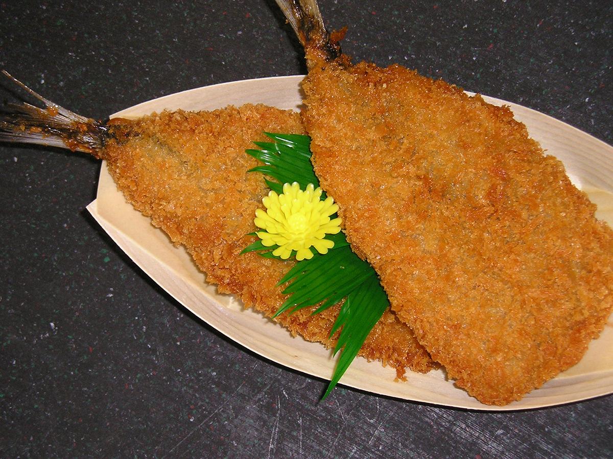 iwashi-fry