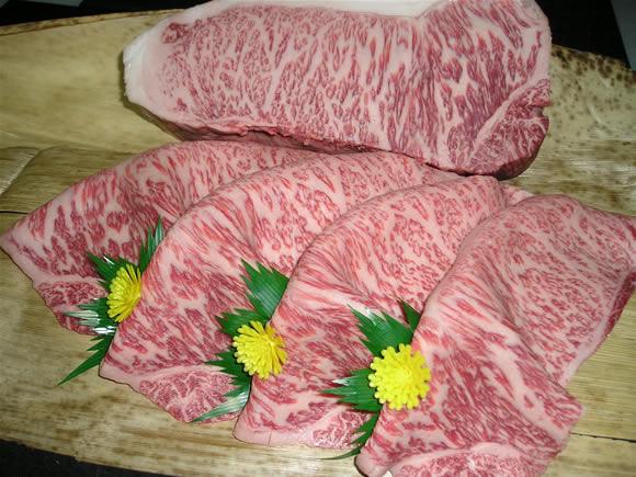 宮崎県産 兵庫県産めす牛スライス